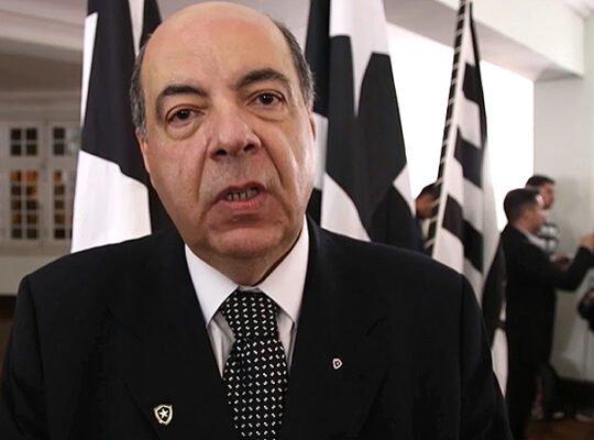 Mufarrej cita morte de amigo e se diz contra a campanha eleitoral no Botafogo durante pandemia: 'Pra que isso?!'