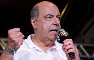 Justiça libera verba para Botafogo quitar parte dos salários a funcionários