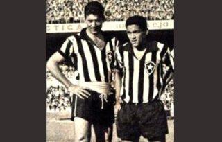 'O próprio Nilton Santos votaria no Garrincha', diz filho do lateral, 2° maior ídolo do Botafogo