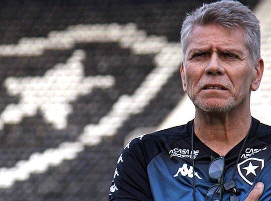 Paulo Autuori revela que proibiu assunto do título de 1995 no Botafogo: 'Temos que trabalhar para ganhar agora'