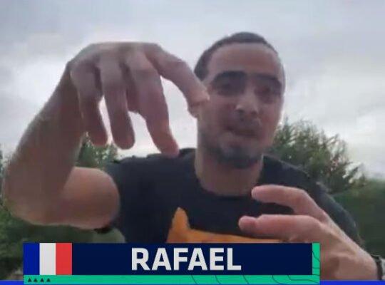Rafael se imagina no Botafogo com irmão Fábio e Marcelo, do Real Madrid: 'Vamos todo mundo junto'