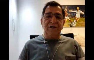 René Simões sente-se campeão brasileiro pelo Botafogo e até hoje não entende por que foi demitido