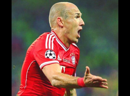 Jornal alemão diz que Robben no Botafogo é 'mais do que improvável' e cita Bolsonaro e coronavírus