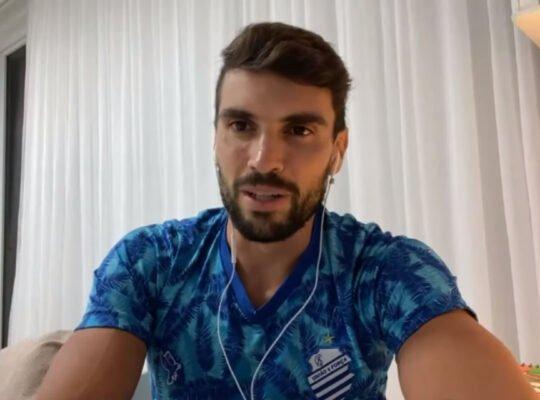 Rodrigo Pimpão revela dívida do Botafogo e reclama de busca por medalhões