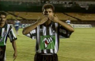 Túlio Maravilha teve média de Messi e Cristiano Ronaldo no Botafogo de 1995? Os números mostram que sim