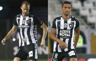 Comitê do Botafogo vive dilema com medalhões: 'São contratos antigos, herdamos e temos que resolver'