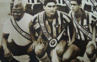 Craque do Botafogo foi de titular a 'espião' do Brasil em 1970 e virou mestre em filosofia