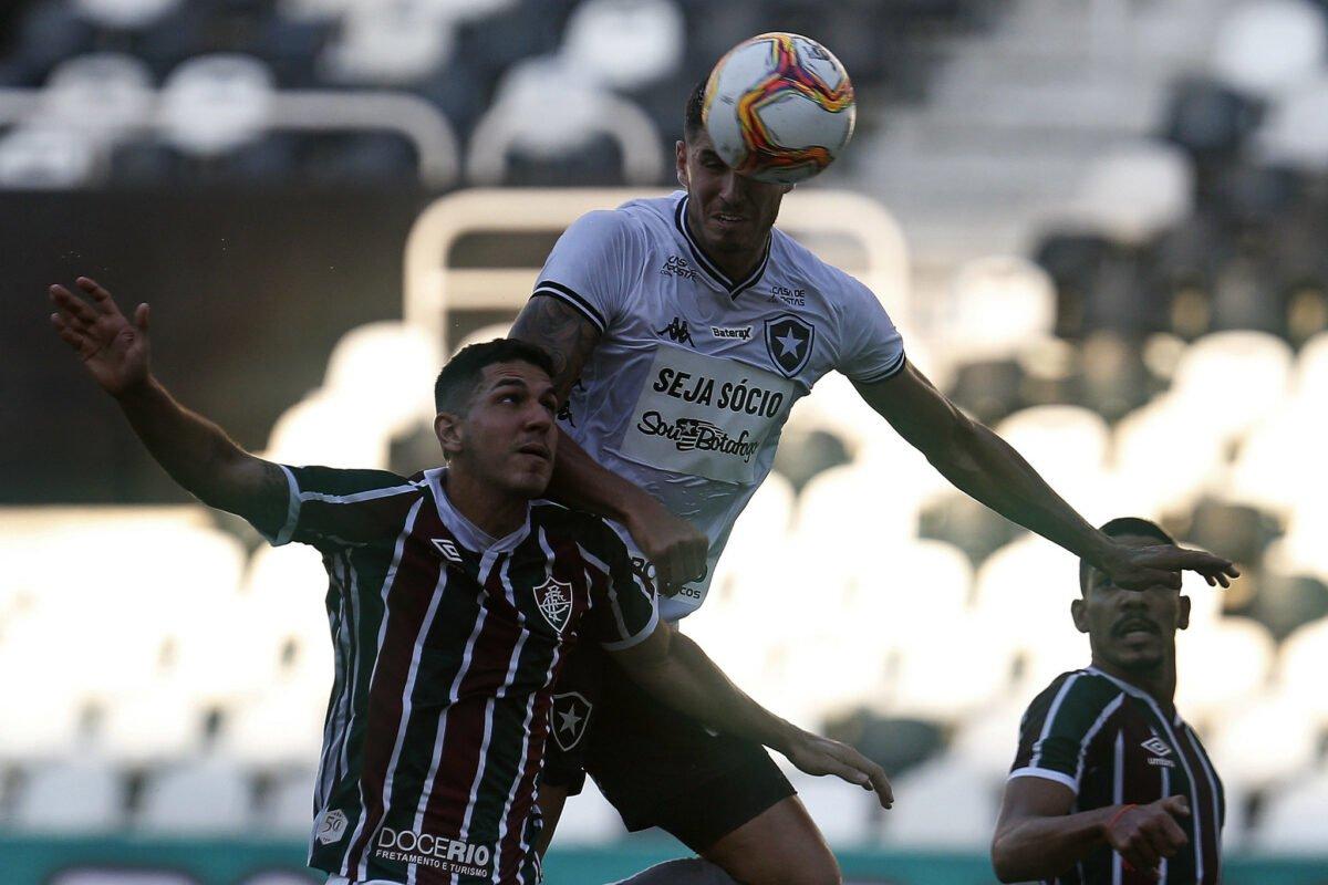 Globo lidera com folga audiência no Rio com Fluminense x Botafogo exibido por decisão judicial – FogãoNET
