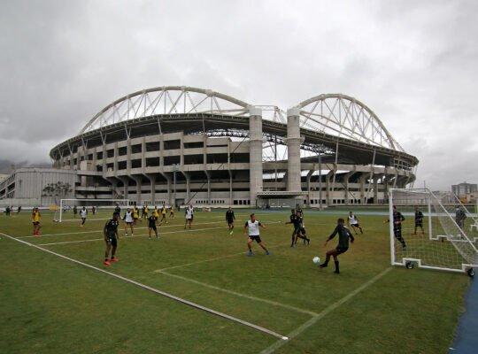 Botafogo planeja dois amistosos nas próximas semanas antes do Campeonato Brasileiro