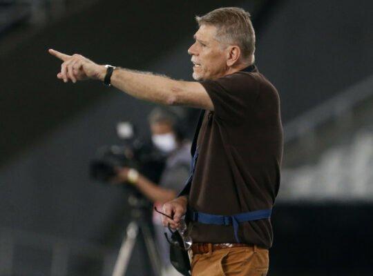 Botafogo: Paulo Autuori é punido pelo TJD-RJ com três jogos de suspensão no Campeonato Carioca de 2021