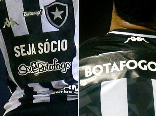 Botafogo admite dificuldades, mas espera começar o Campeonato Brasileiro com patrocínio novo