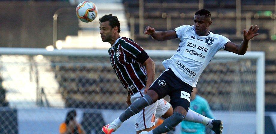ATUAÇÕES FN: Marcelo Benevenuto e Kanu anulam Fred em clássico entre Botafogo e Fluminense – FogãoNET