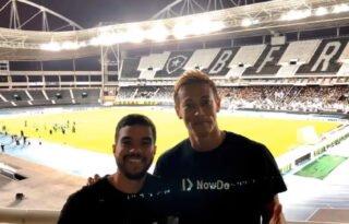 Tradutor de Honda fala sobre o dia a dia do japonês no Botafogo: 'Não veio só para jogar futebol'