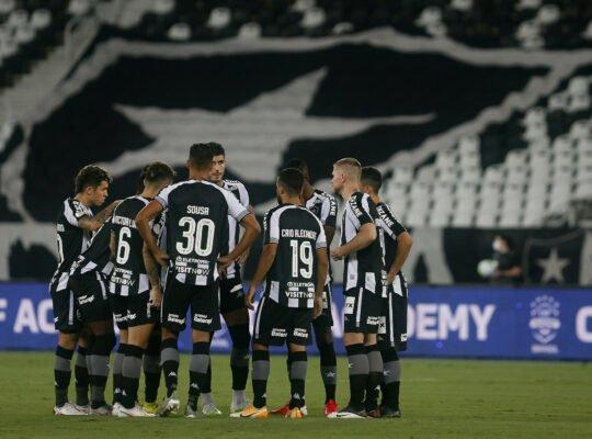 ATUAÇÕES FN: Kalou e Rafael Forster decepcionam em péssimo jogo do Botafogo contra o Bahia