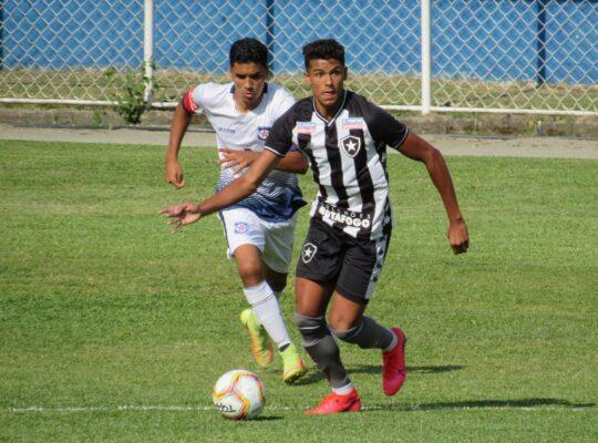 Base: Botafogo empata com o Friburguense e segue sem vencer na Taça Guanabara Sub-20