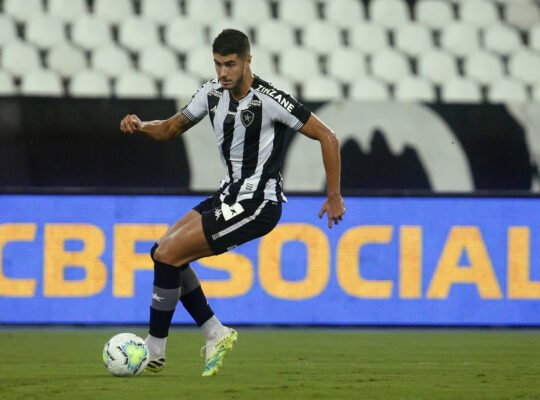 Pedro Raul confia em boa campanha do Botafogo na Copa do Brasil: 'Temos totais condições de chegar'