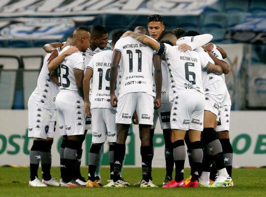 ATUAÇÕES FN: Kevin e Victor Luis vão mal em derrota do Botafogo; Babi se salva com gol
