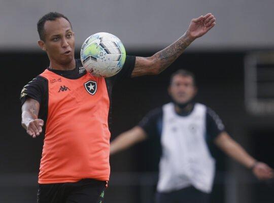 Botafogo não deve inscrever Helerson e Lucas Campos no Brasileiro