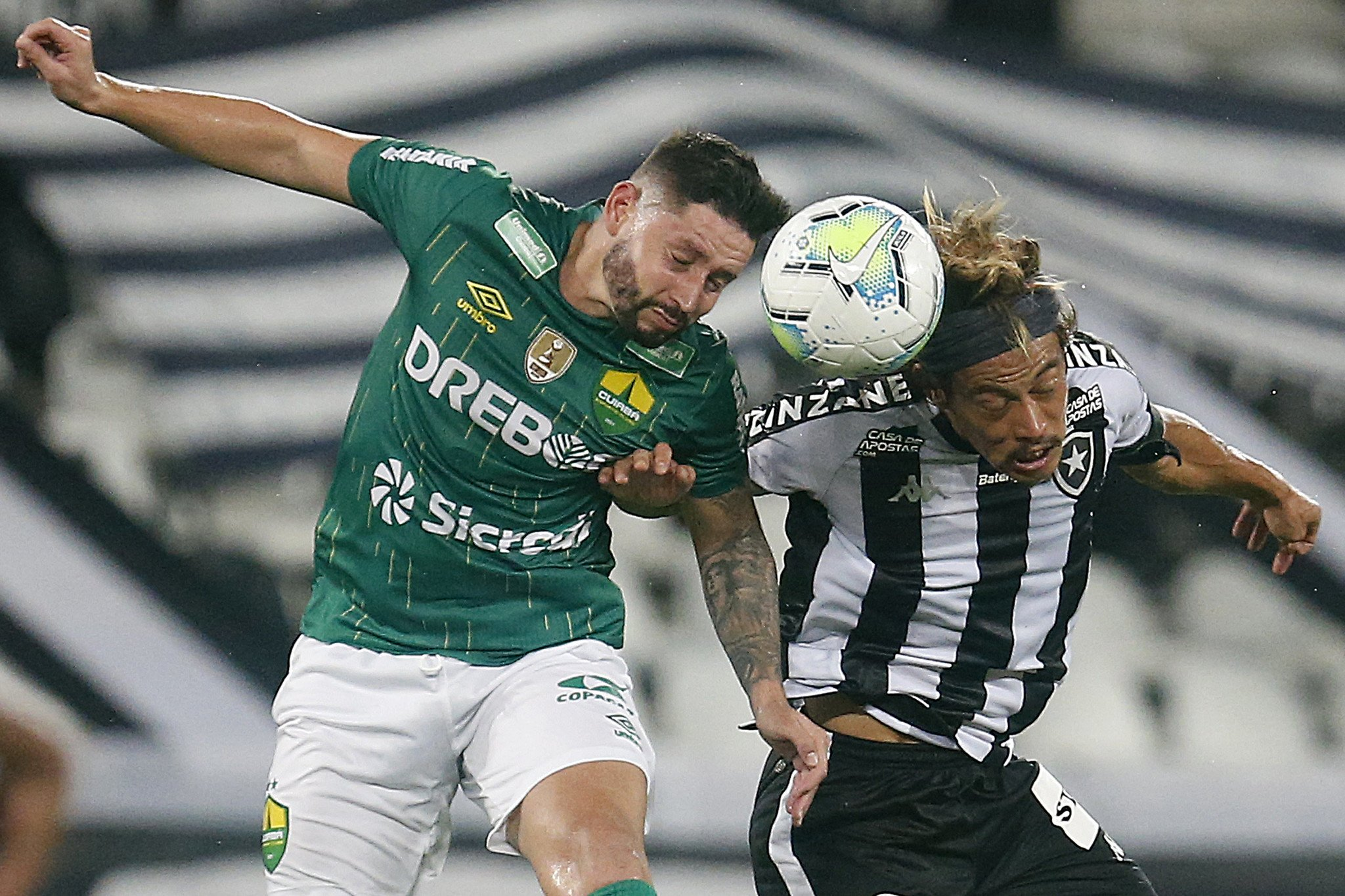 Honda - Botafogo x Cuiabá - Copa do Brasil