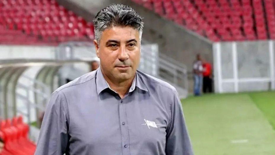 Alexandre Gallo é o favorito para novo técnico do Botafogo