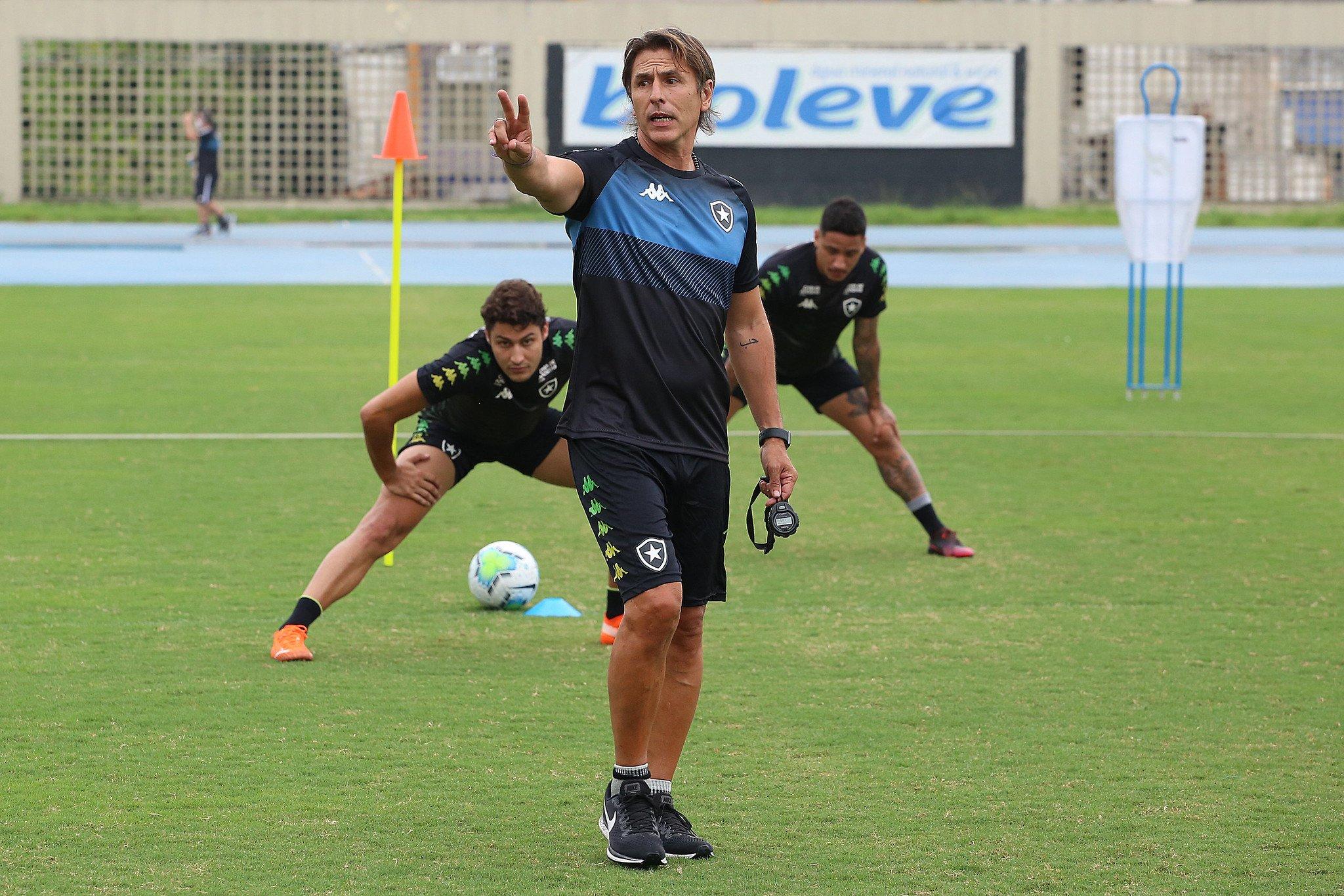 Jorge Pidal - Botafogo