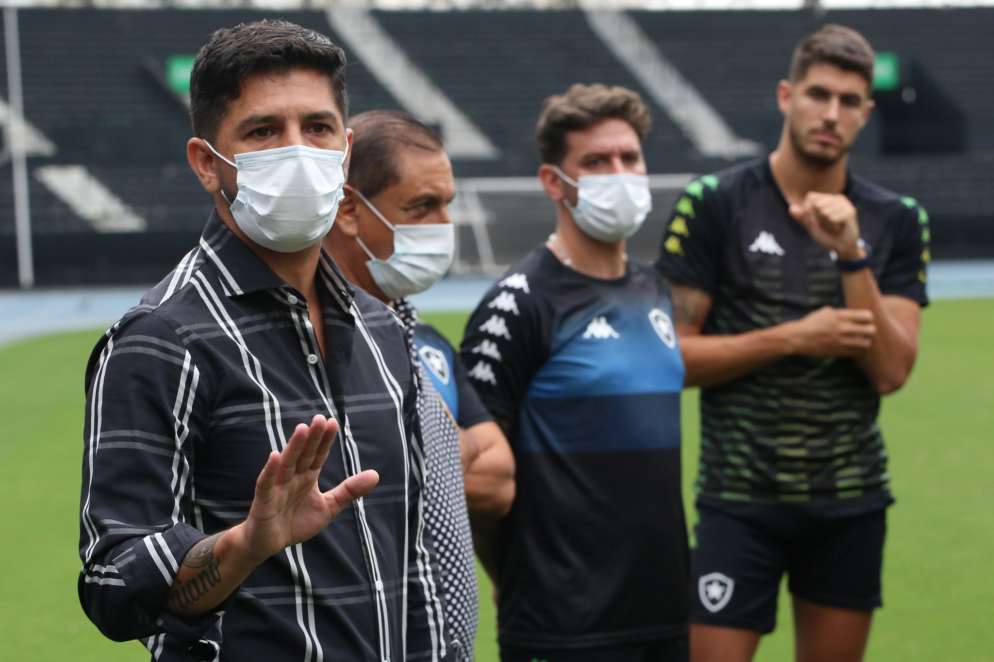 Emiliano Díaz - Botafogo