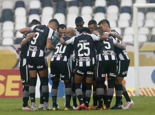 ATUAÇÕES FN: Forster, Victor Luis e Kevin mal demais em Botafogo 0 x 2 Corinthians; Cavalieri e Caio Alexandre se salvam
