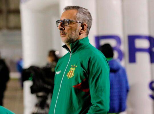Botafogo cogita Juliano Camargo, do Sampaio Corrêa, para cargo de diretor de futebol