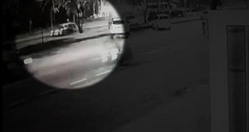 Caso Marcinho: câmeras de segurança mostram carro de ex-lateral direito do Botafogo no Recreio dos Bandeirantes