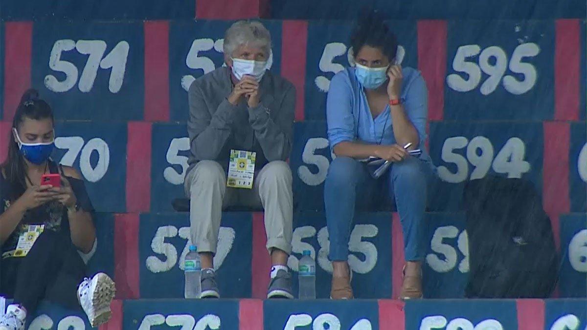 Pia Sundhage - Napoli x Botafogo - Campeonato Brasileiro Feminino A2