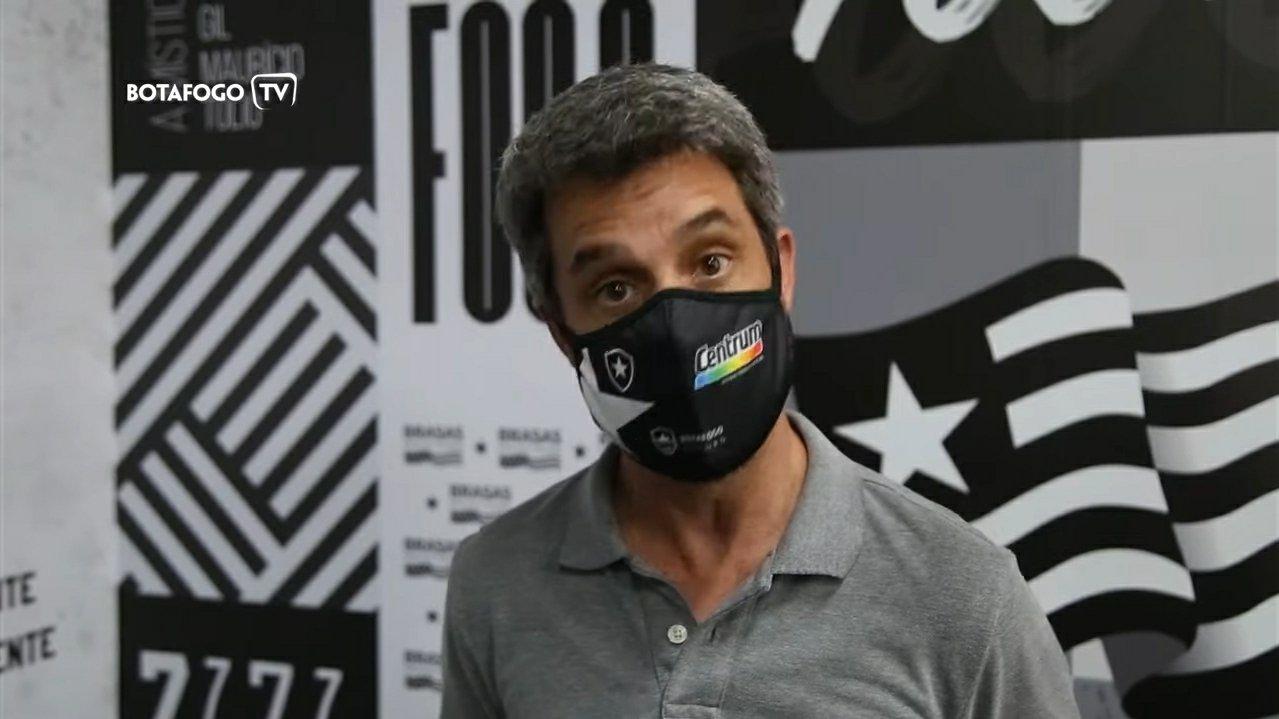 Eduardo Freeland - Botafogo