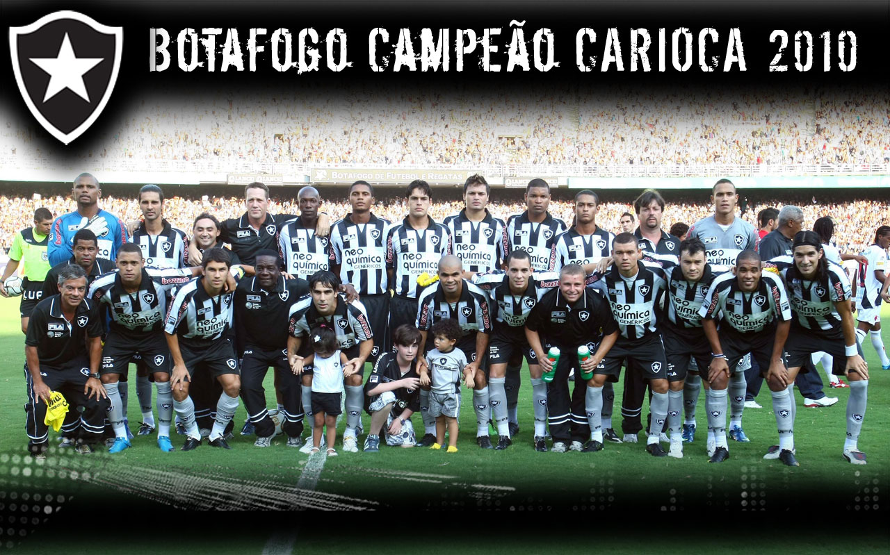 Botafogo Campeão 2010 Seu Edison