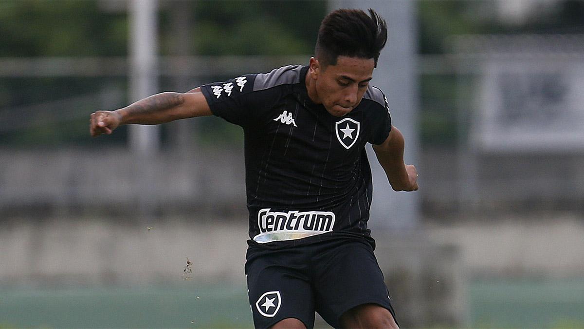 Lecaros | Botafogo