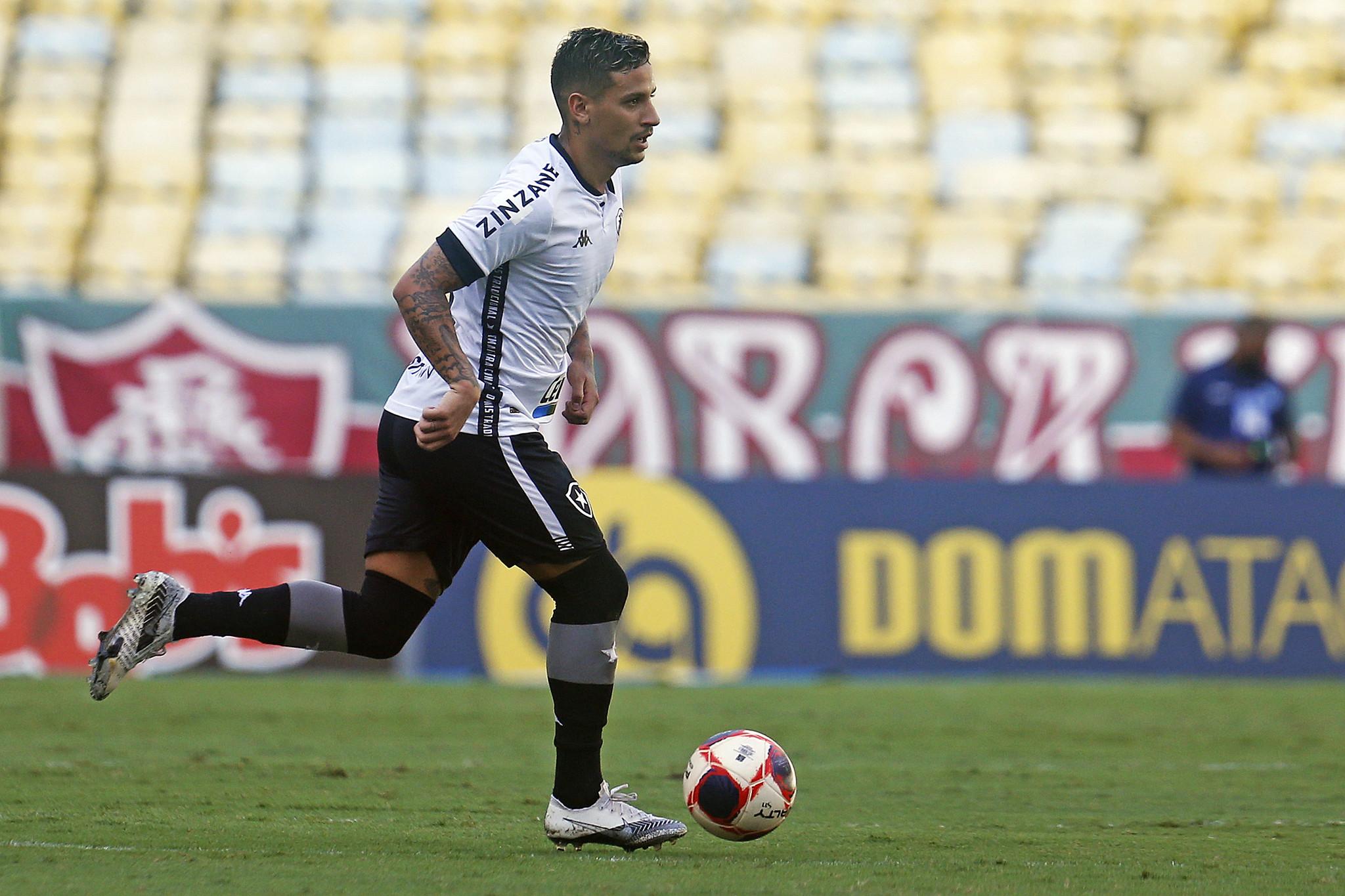 Luiz Otávio - Fluminense x Botafogo