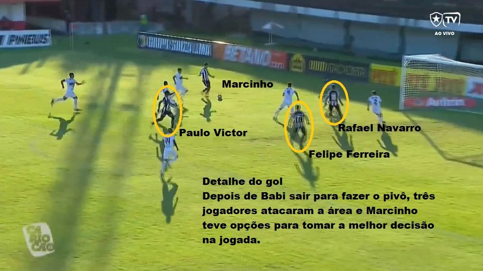 Análise Botafogo x Portuguesa