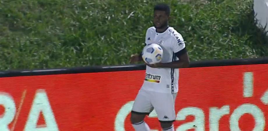 Rafael Carioca em ABC-RN x Botafogo | Copa do Brasil 2021
