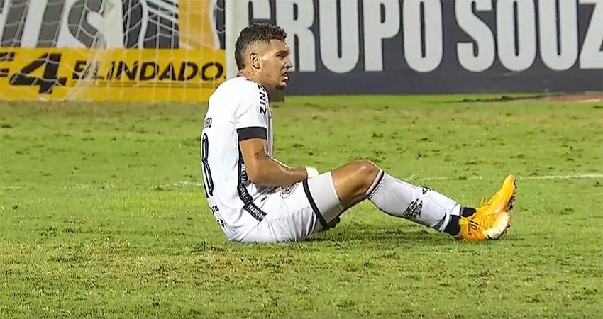 Rafael Navarro em Volta Redonda x Botafogo | Campeonato Carioca 2021