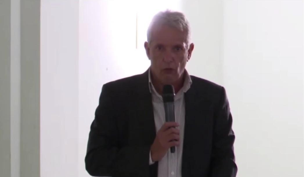 Vinicius Assumpção, vice-presidente geral e financeiro do Botafogo