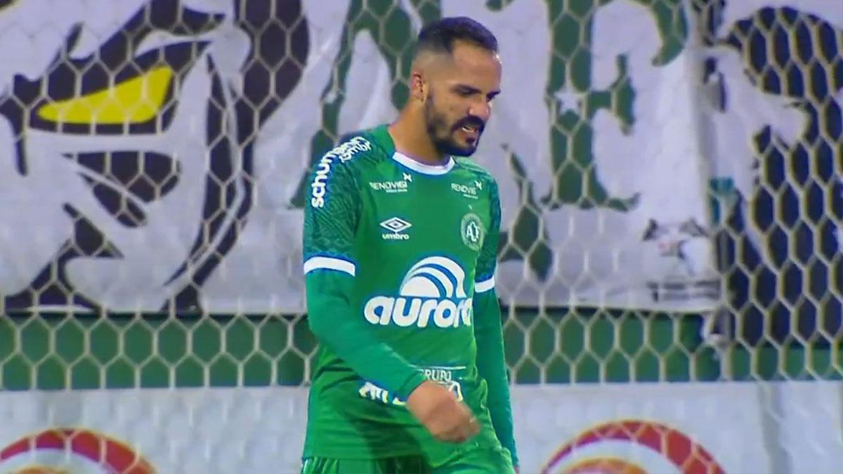 Anselmo Ramon - Chapecoense x Figueirense