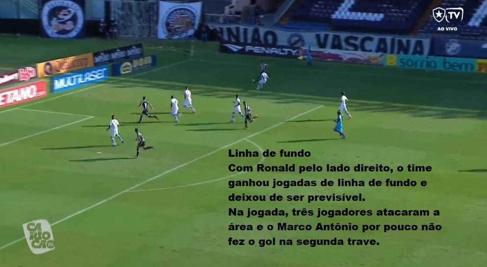 Análise Vasco x Botafogo