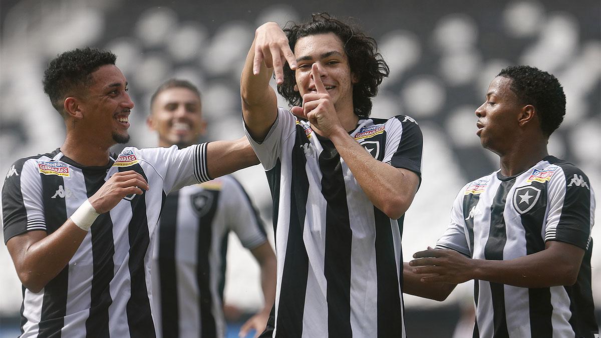 Matheus Nascimento - Botafogo x Floresta - Copa do Brasil Sub-20