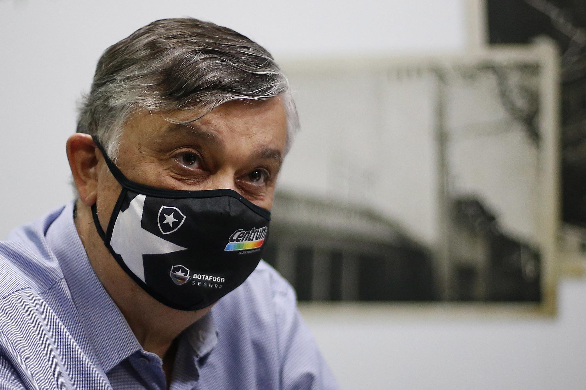 Presidente Durcesio Mello - Botafogo