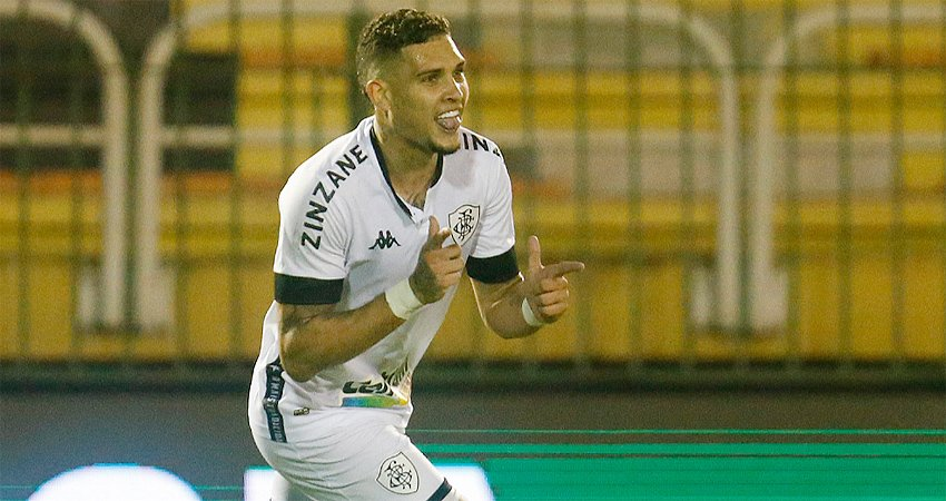 Rafael Navarro em Volta Redonda x Botafogo   Campeonato Carioca 2021